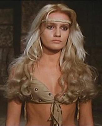 Barbarian/Cave Girl